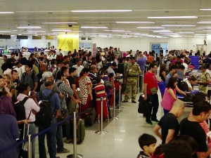Soon No More Long Queues Airports