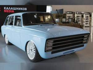 Ak 47 Maker Kalashnikov Unveils New Electric Car Rival Elon Musk Tesla
