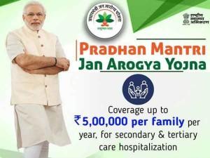 What Is Pradhan Mantri Jan Arogya Yojana Tamil Who Will Be Covered