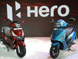 Hero Motocorp Rises 1 On Price Hike Its Bike Scooters