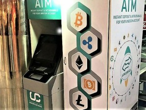 India S First Cryptocurrency Atm Sized Bengaluru