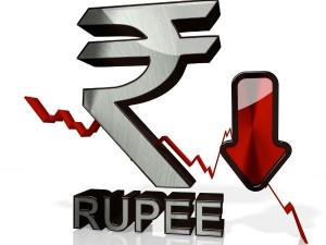 Indian Rupee Crashed 73against Usd While Market Opening