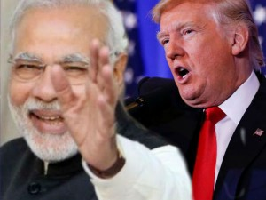 Indian Will Know My Stand Very Soon Trump Is Anger With Modi