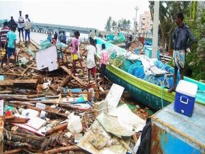 How Donate Gaja Cyclone Rehabiliatation Tamil Nadu Government