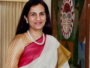English Title Now Chanda Kochhar Has Repay Her Bonus Esops To Icici
