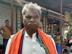 People Collecting Money Built House Their Mla Sitharam Adivasi In Madhya Pradesh