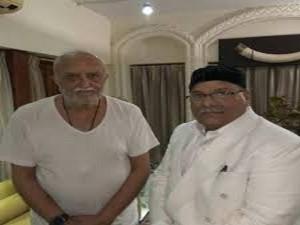 Ex Chairman Raymond Vijaypat Singhania Is Fighting With His Son Gautam Singhania