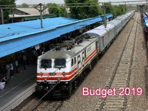 Railways Budget 2019 No Hike Passenger Fare Rates