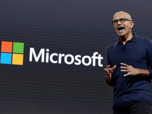 Satya Nadella Completed Four Year Term As Ceo Microsoft