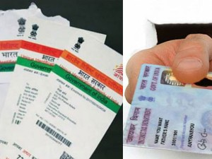Link Your Aadhaar With Pan Before March 31