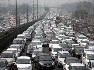 Chennai Is Fourth Place Car Density
