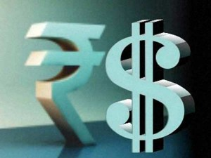 Indian Rupee Strength Against Dollar