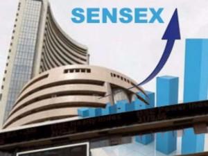 Again Sensex Nifty Closed Near Intra Day High Points