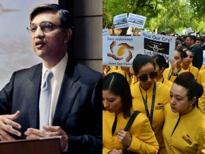 Jet Airways Ceo Talk To Staffs Banks And Promoters Gives No Signal For Salaries