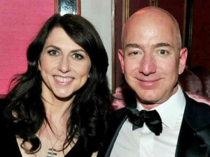 Mackenzie Bezos Will Be The Third Biggest Women Billionaire In The World After Divorce