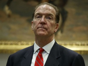 David Malpass Is A Next President In World Bank