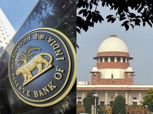 Supreme Court Ordered Rbi Not To Recover 2 2 Lakh Crore Of Npa From The Companies