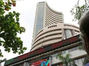 Sensex Nifty Gain Sensex Rises 177 Points On Trade Deal Hope