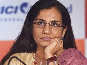 Chandha Kochhar Appears Before Ed For Icici Videocon Bank Loan Case