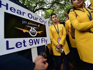 Jet Airways Employees Requested Mumbai Police To File Fir And Block Passport Of Jet Airways Promoter