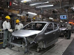 Again Maruti Suzuki Reduced 10 Percent Of Its Total Productin
