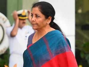 Modi Government Nirmala Sitharaman Becomes A Finance Minister