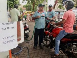 No Helmet Then No Petrol From June