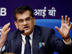 Niti Aayog First Ceo Amitabh Kant Got Extension For 2 Years