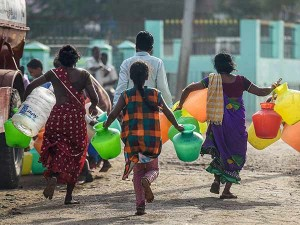 Chennai Is Top 20 Water Vulnerable Megacities In India
