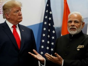 Donald Trump Said Indian Tariffs Unacceptable