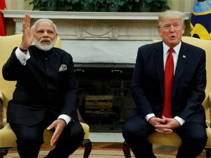 Mike Pompeo May Calm Tension With India Before Trump Modi Talks At G