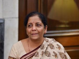 Budget 2019 Nirmala Sitharaman Today Meet Economists Banks Tax Experts
