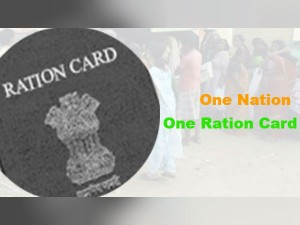 Central Government Gives 1 Year Deadline To One Nation One Ration Card