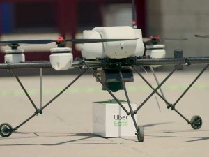 Uber Eats Ready To Supply Food By Drone In San Diego