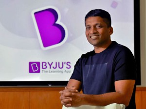 Byju S Raveendran India S Latest Billionaire