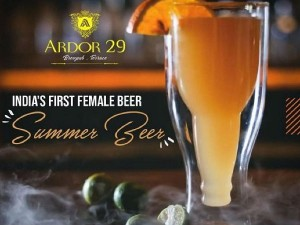 Gurugram Pub Launches India S First Female Beer