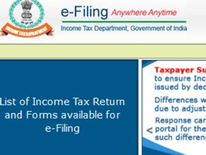 Income Tax Which Itr Form Do You Have To File