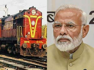 Congress Alleges Government Trying To Privatise Railways
