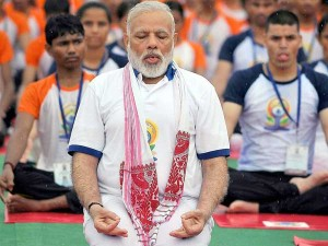 Central Government Has Spent About Rs 140 Crore On Yoga Day Last 5 Years