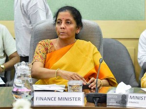 Budget 2019 Nda S Target Is Economic Growth Nirmala Sitharaman