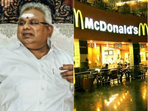 Saravana Bhavan அண்ணாச்சியிடம் பாடம் படித்த McDonalds! நியூ யார்க் டைம்ஸ் புகழாரம்