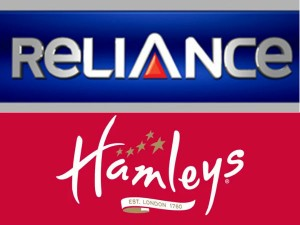 Reliance Industries Has Completed Acquisition British Toy Maker Hamleys For Rs 620cr