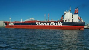 Stena Impero Seized By Iranina Revolutionary Gaurds