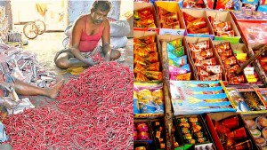 Shortage Of Workers Production Of Fireworks Affected By Sivakasi 20 Increase In Price
