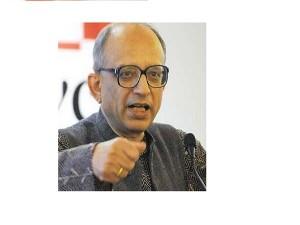 Budget 2019 Is Not Grand Fm Did Not Speak Fiscal Deficit Economist Swaminathan