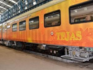 Chennai Madurai Tejas Train Be Privaticised