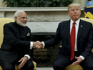 Donald Trump Issues A Fresh Tariffs Threat To India Before Talks