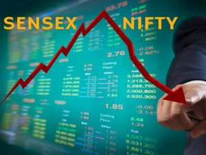 When Sensex Fall 24 Percent In A Month