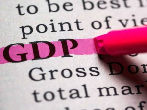 Indian Gdp 5 Percent Gdp Growth For April To June
