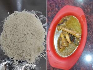 Burma Idiyappak Kadai Very Healthy And Tasty Food In Madurai